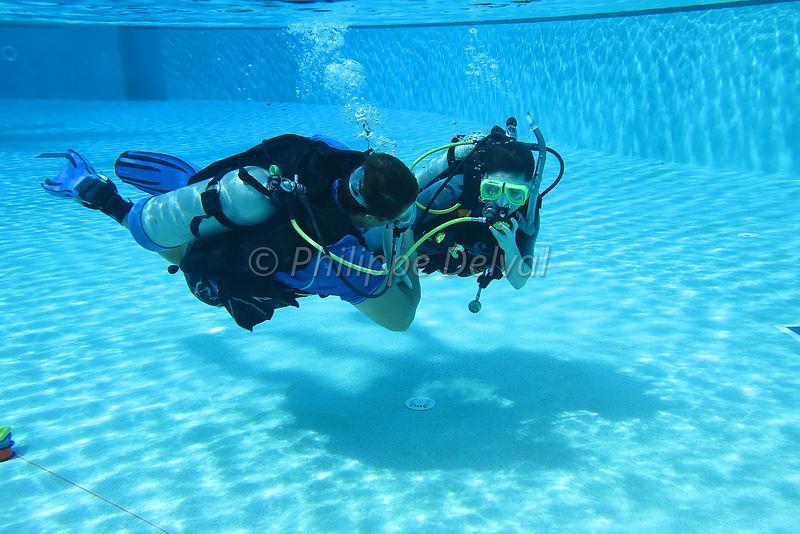 Cours de plongée 73