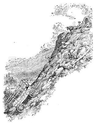 pioneers on oregon trail. Oregon Trail pioneers lower