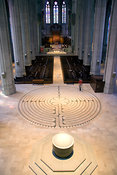 Grace Cathedral Labyrinth Walk