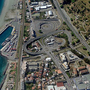 Tremestieri aerial photos