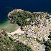 Grimstad aerial photos