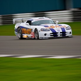 2008 British GT - Donington photos