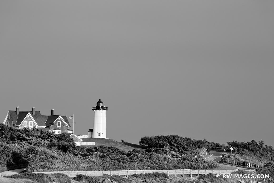 Photo print of nobska point lighthouse woods hole cape cod for Large photographic prints for sale