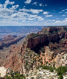 Wotan's Throne, Grand Canyon