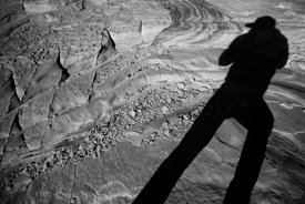 Self_Portrait__Valley_of_Fire__NV_B_W