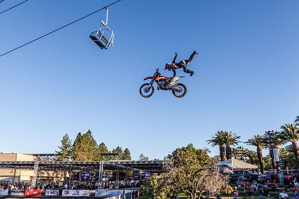 Motocross show