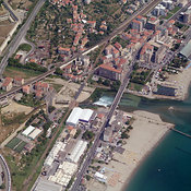 Vado Ligure aerial photos