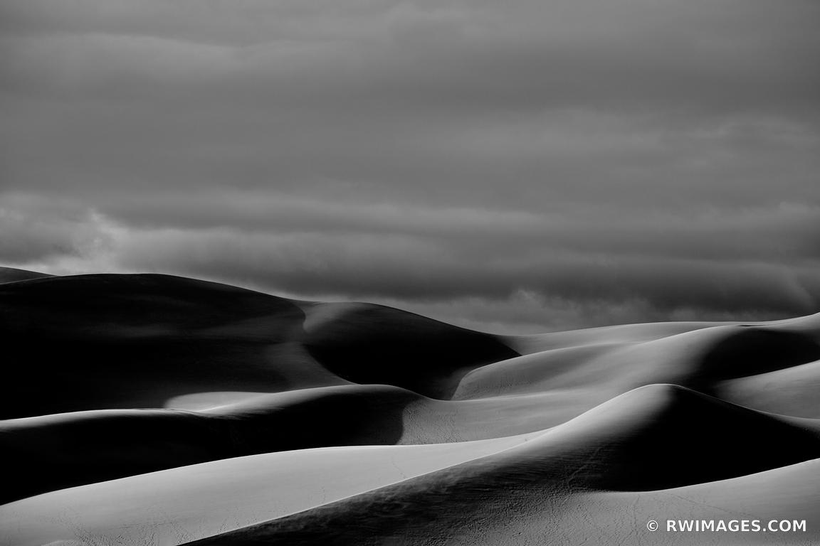 Photo print of great sand dunes national park colorado for Buy fine art photography