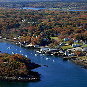New Harbor, Maine