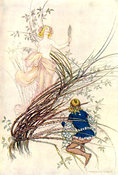 To Merciless Beauty by Warwick Goble