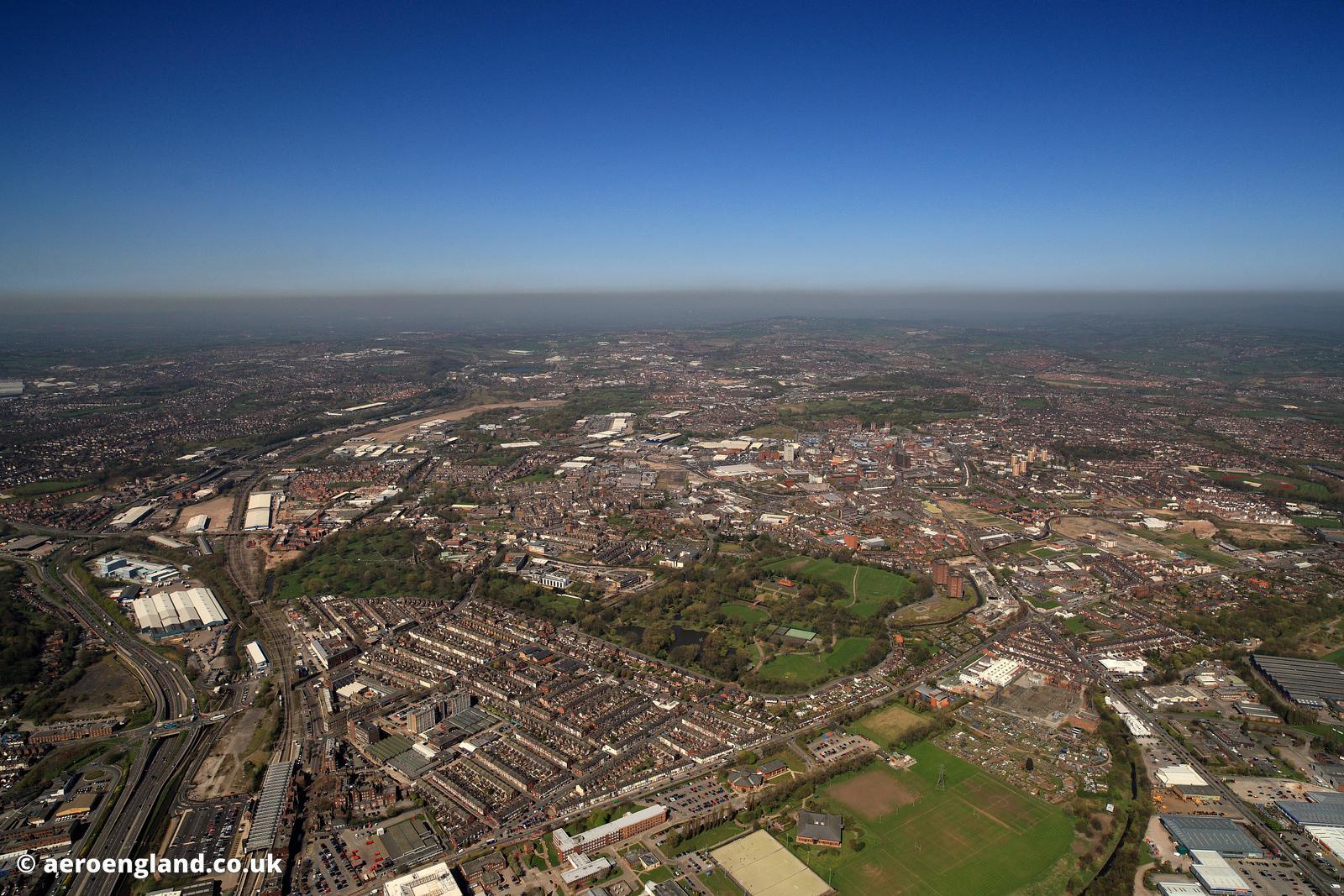 Stoke On Trent Staffordshire United Kingdom