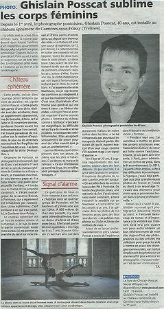 interview photographe de nu ghislain posscat la gazette 95 2