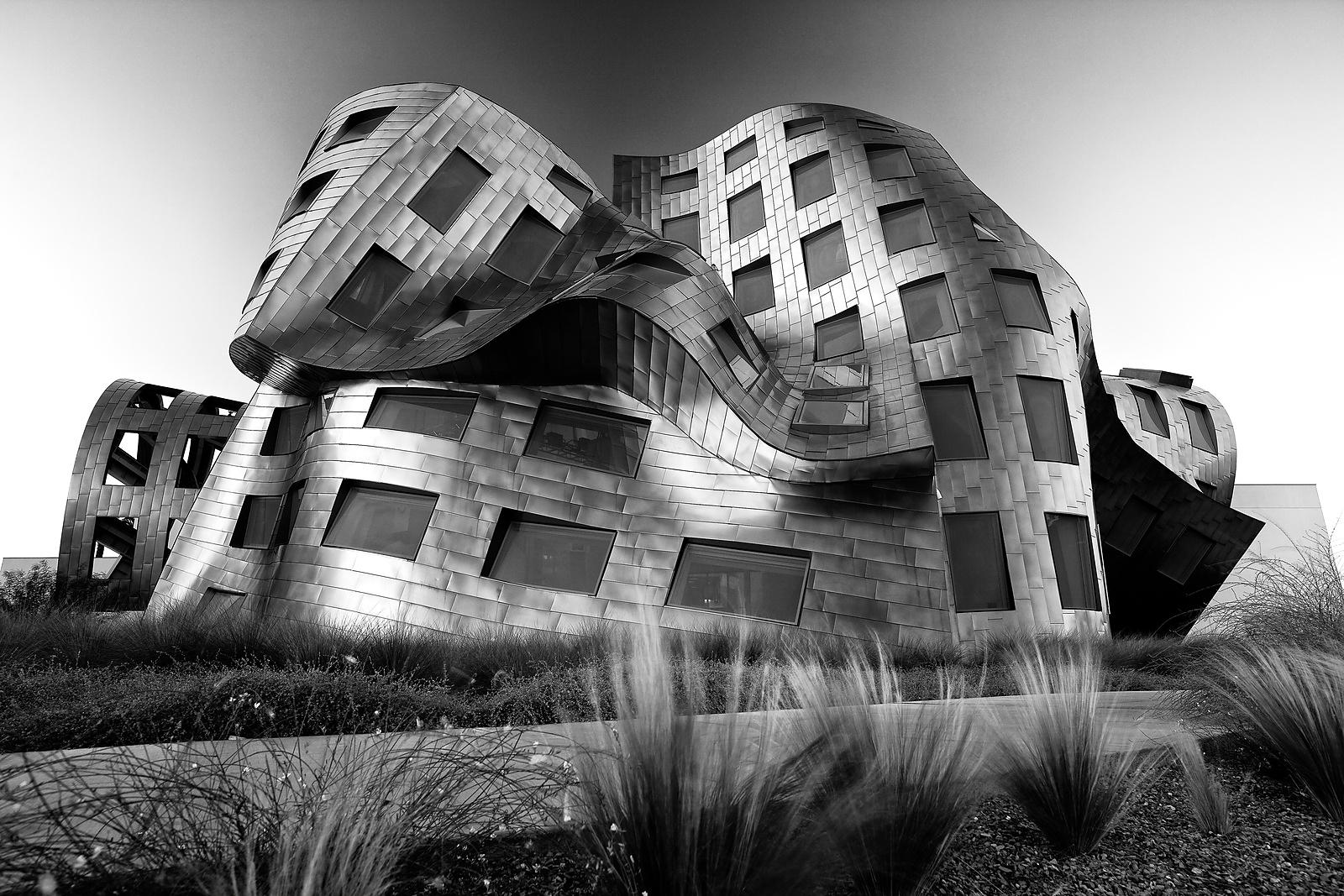 Cleveland Clinic in Black & White