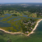 Hyannis aerial photos