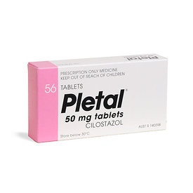 pletal50mg