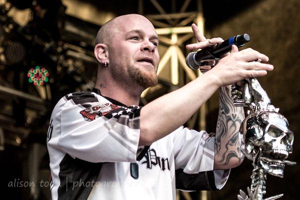 Ivan Moody, Five Finger Death Punch, Aftershock 2014