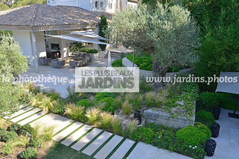 la photothèque   LES PLUS BEAUX JARDINS   Jardin contemporain ...