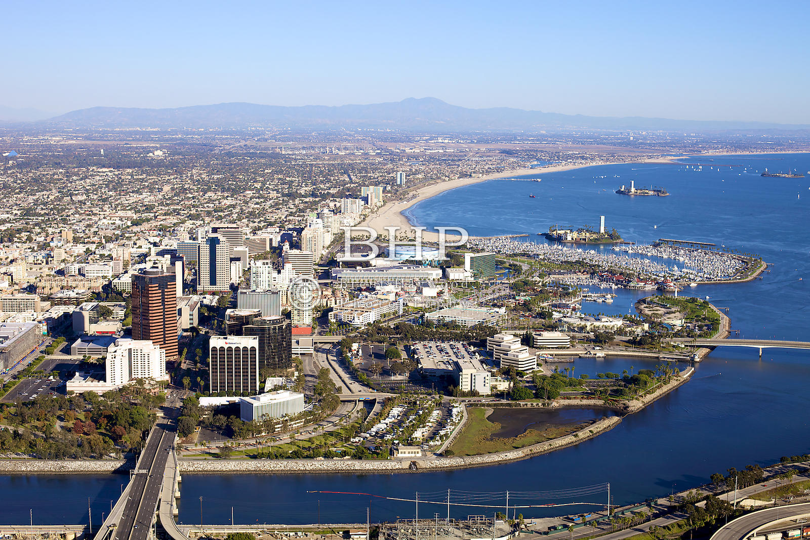 Brent Haywood Photography | Long Beach Aerial Photography
