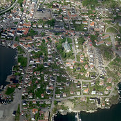 Lillesand aerial photos