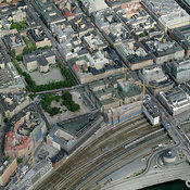 City center, Stockholm