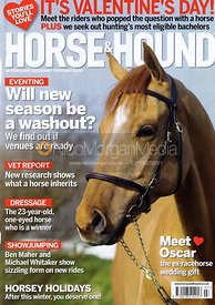 Horse &amp; Hound February 14th 2013