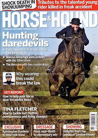 HOrse &amp; Hound February 2013