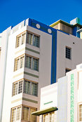 Art Deco National Historic District South Beach, Miami Beach, Florida, USA