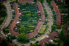 Houses, Welwyn Garden City, Hertfordshire