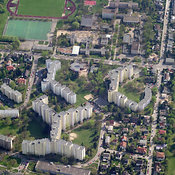 Dallgow-Döberitz aerial photos