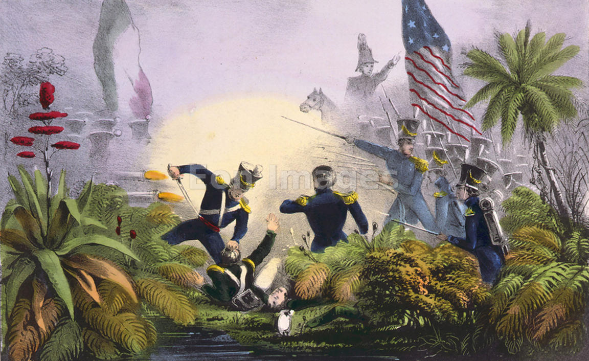 date in 1846 the Mexican American War, also known as the Mexican War ...