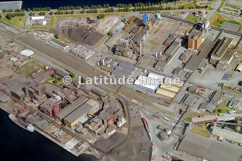 Industrial area, Porsgrunn