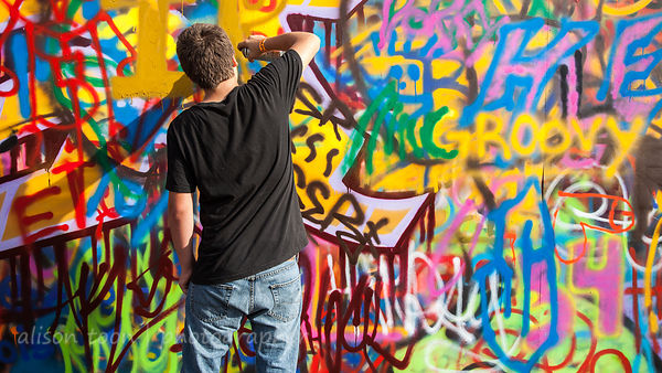 Graffiti Wall