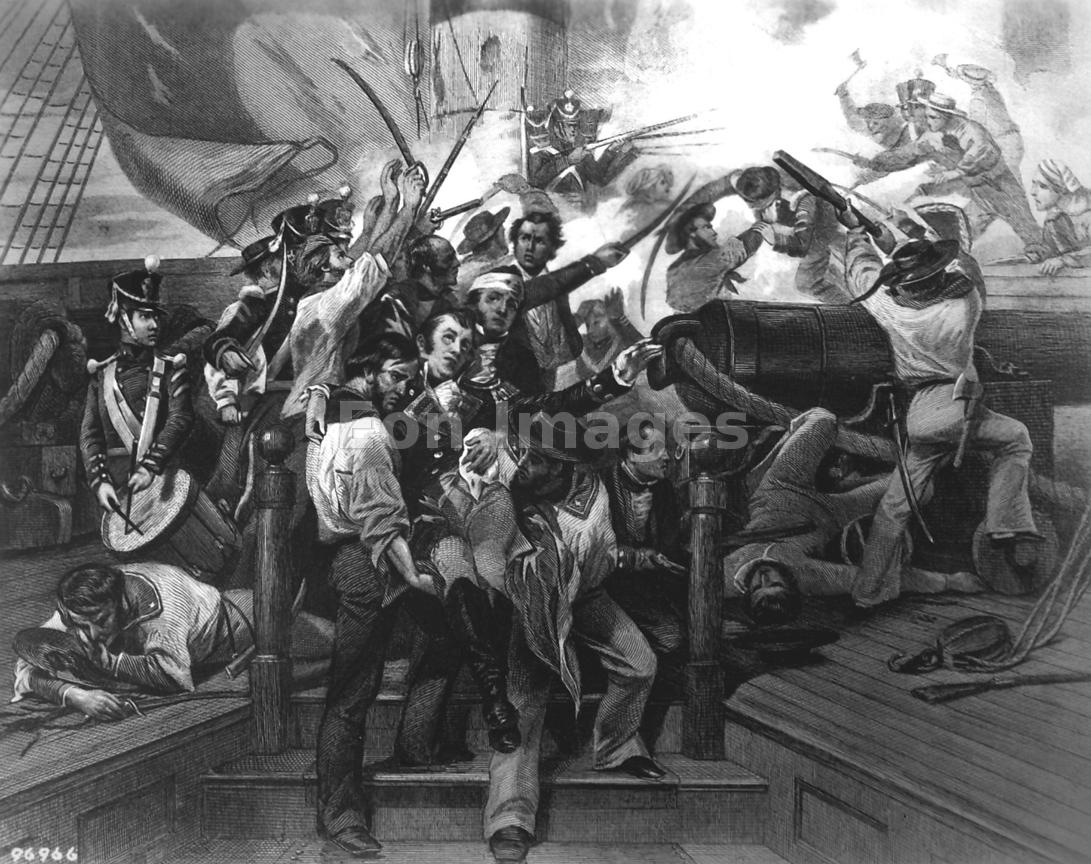 an analysis of the events during the american war of 1812 The war of 1812 was fought between the british empire and the united states from 1812 to 1814 on land in north america and at sea.