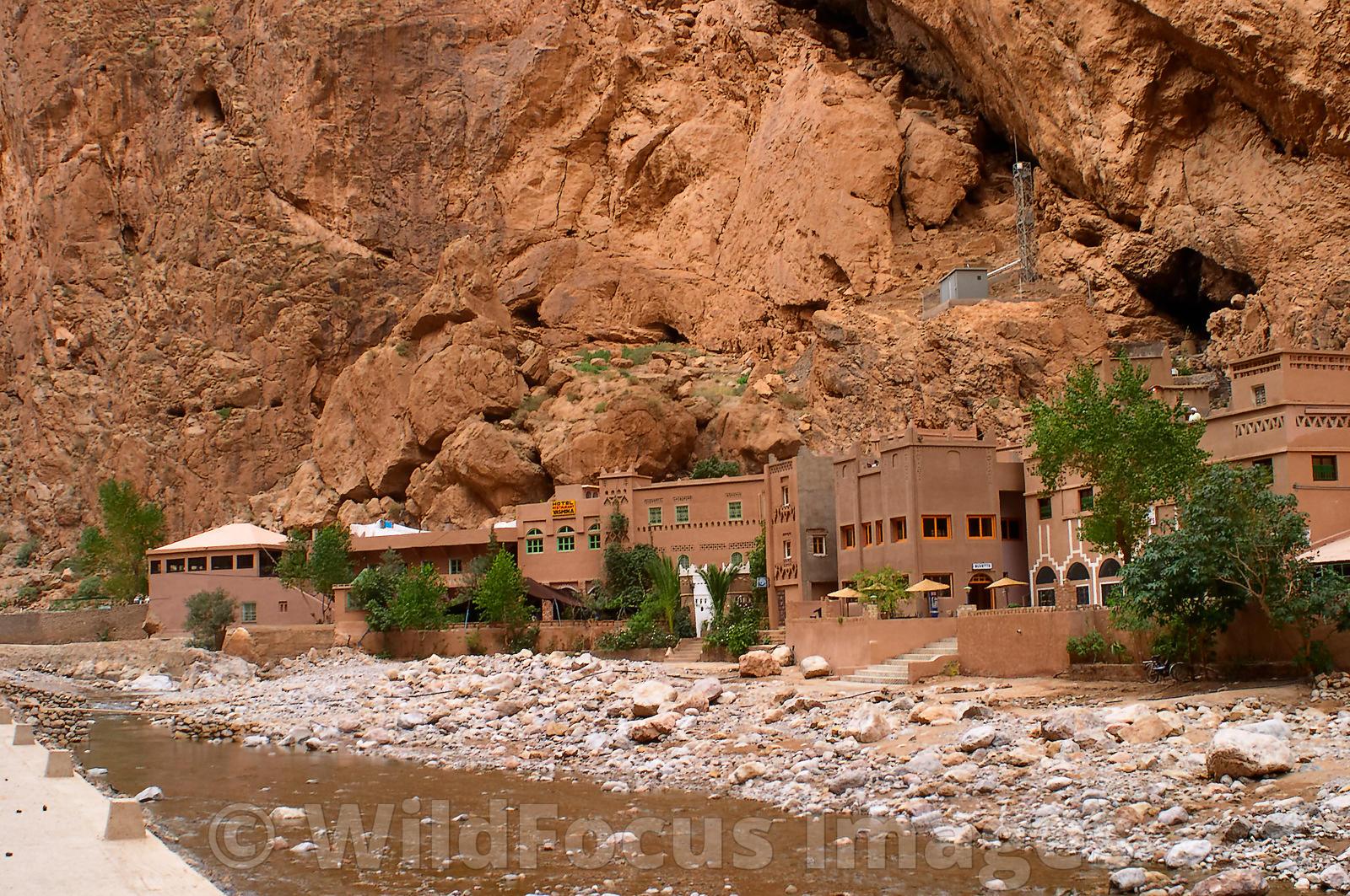 Wildfocus Images Hotel Yasmina Inside Todra Gorge High