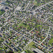 Sandnes aerial photos