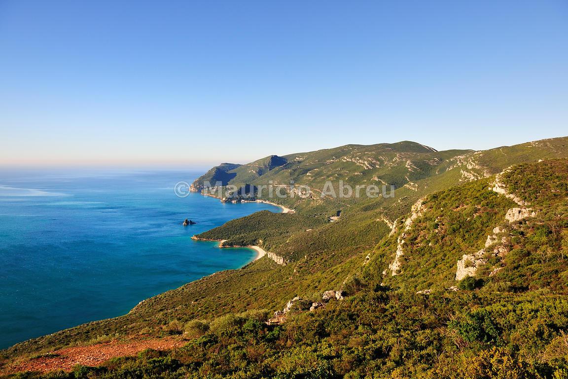Images of portugal arr bida natural park set bal portugal - Natura portugal ...