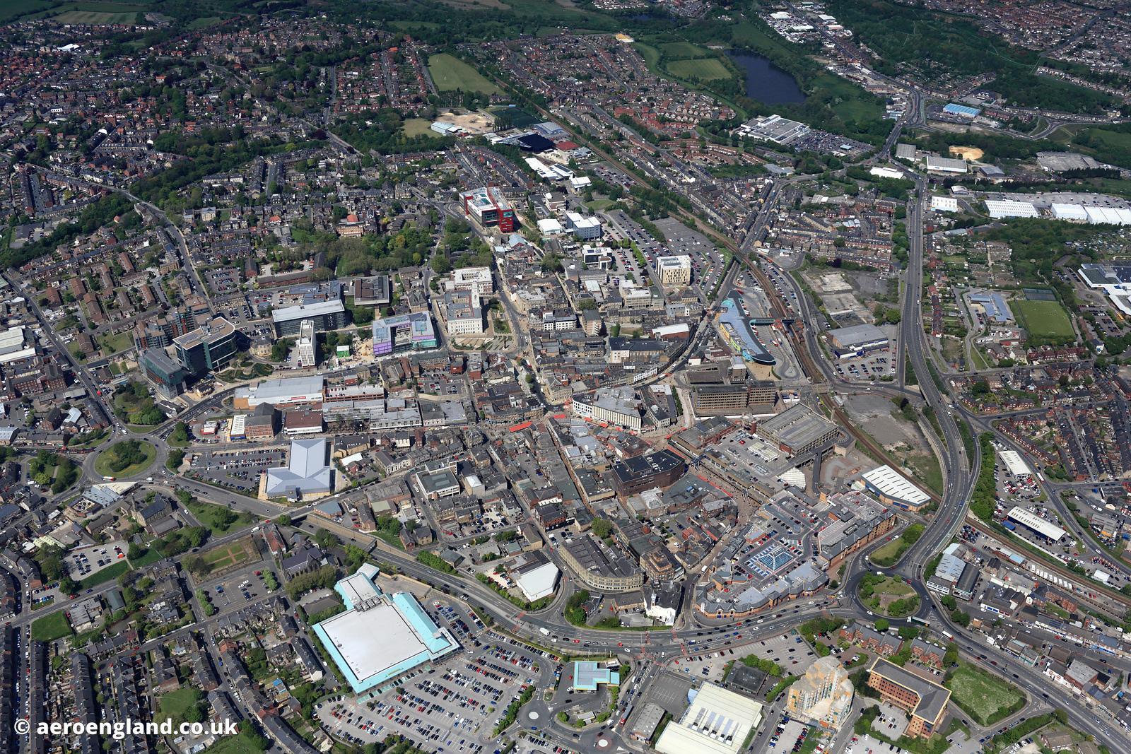 Barnsley south yorkshire united kingdom