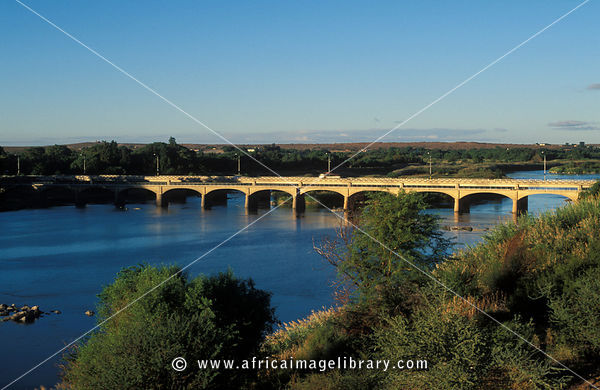 Bridge Over The Orange River