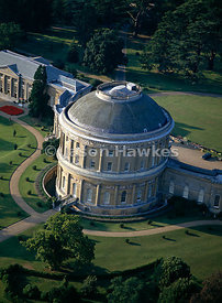 Ickworth House , Suffolk, England