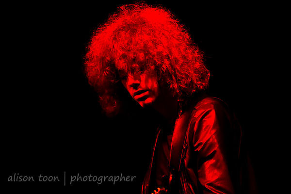 Benji Blakeway, bass, Catfish and the Bottlemen, Sacramento, October 2014