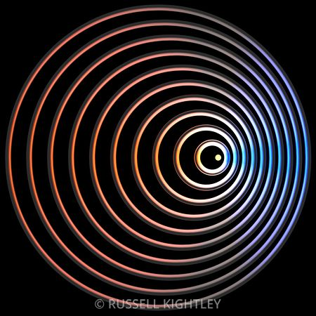 Russell Kightley Premium Scientific Pictures | Doppler Effect Red ...