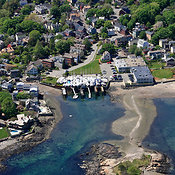 Marblehead aerial photos