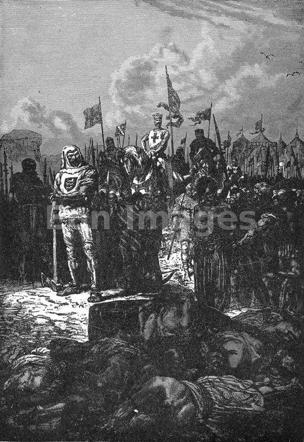 third crusade responsibility The third crusade (1189-1194) was an attempt by king richard the lionheart of england, king philip augustus of france, and emperor frederick barbarossa of the.