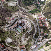 Agios Tychon aerial photos