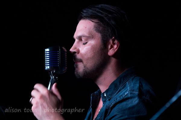 Rick DeJesus, vocals, Adelitas Way