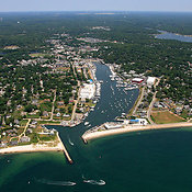 Falmouth (MA) aerial photos