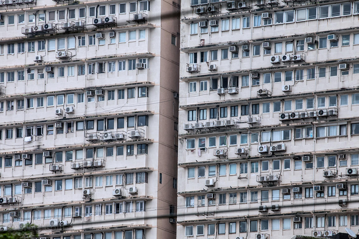Air Conditioners In Mumbai High Rise Apartments. In Indiau0027s Largest City  Residents Wither Under