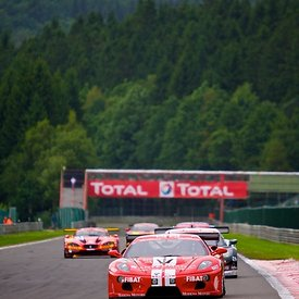 2008 FIA GT - Total 24 Hours of Spa photos