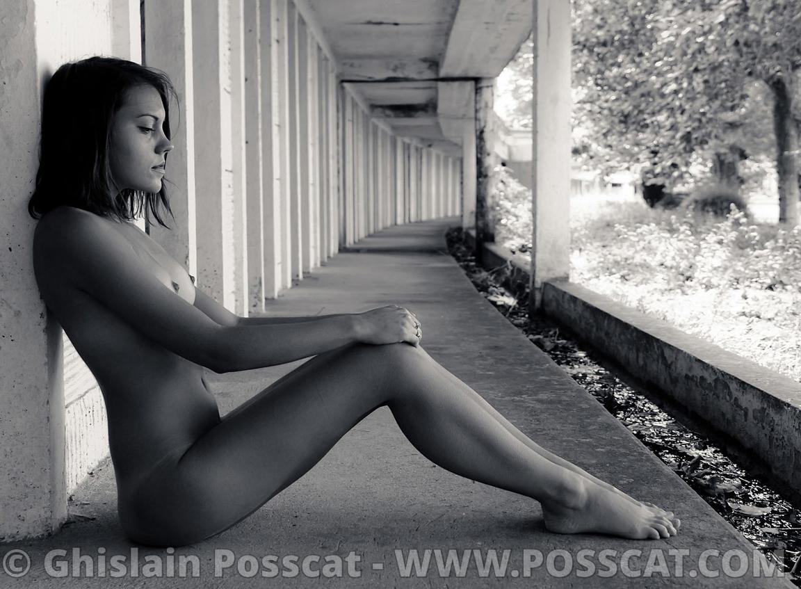 Nude fine art erotic photography