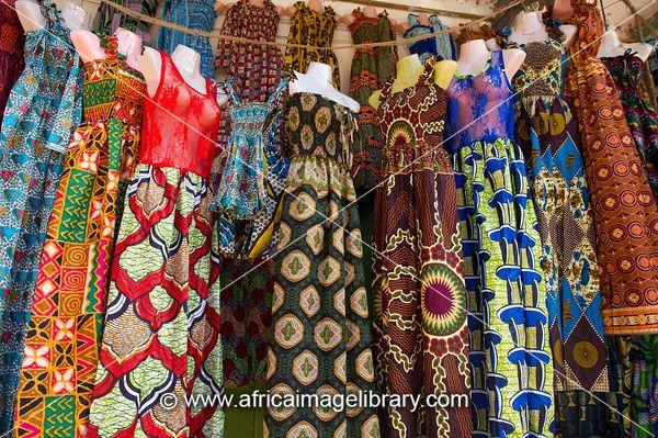 Gambian Dress Designs